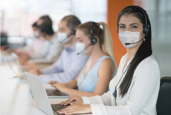 Agency Call Center Solution -  Three Agent Assigned to Brand